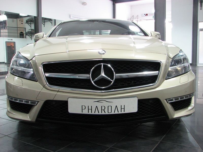 Used mercedes benz cls class cls 63 amg for sale in for Mercedes benz cls amg for sale