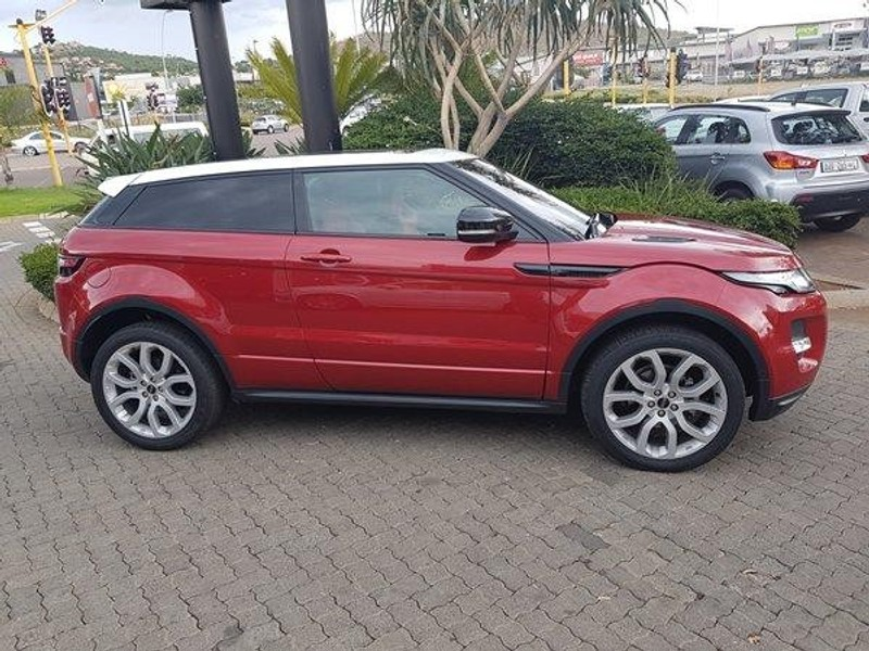 used land rover evoque 2 0 si4 dynamic coupe for sale in. Black Bedroom Furniture Sets. Home Design Ideas