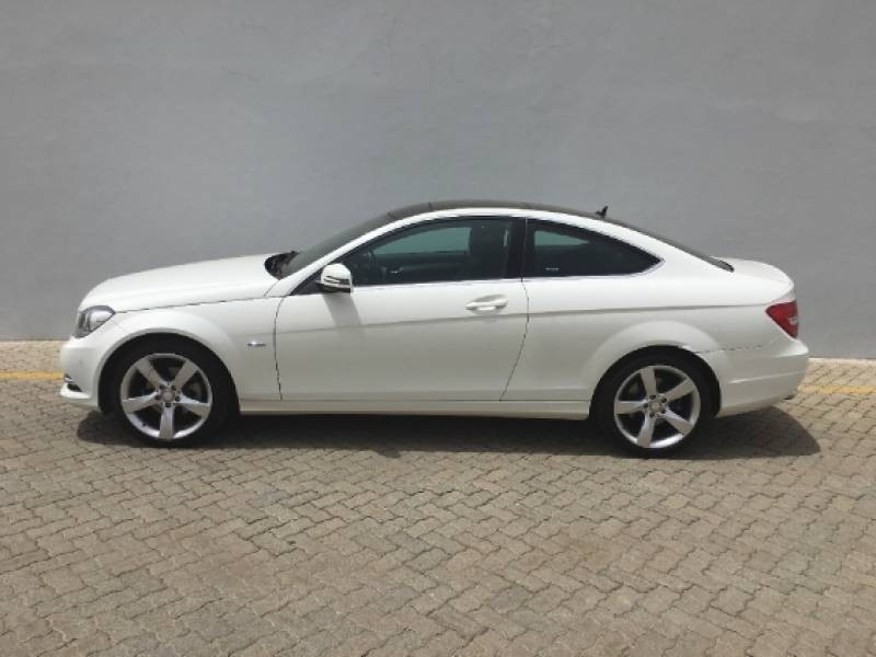 used mercedes benz c class c250 be coupe a t for sale in free state id 1777165. Black Bedroom Furniture Sets. Home Design Ideas