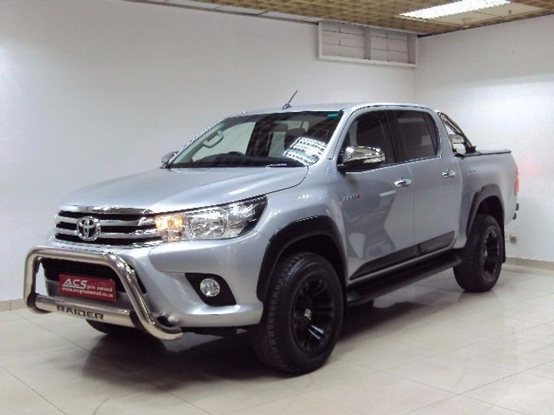 Used Toyota Hilux 2 8 Gd 6 Raider Double Cab 4x2 Manual