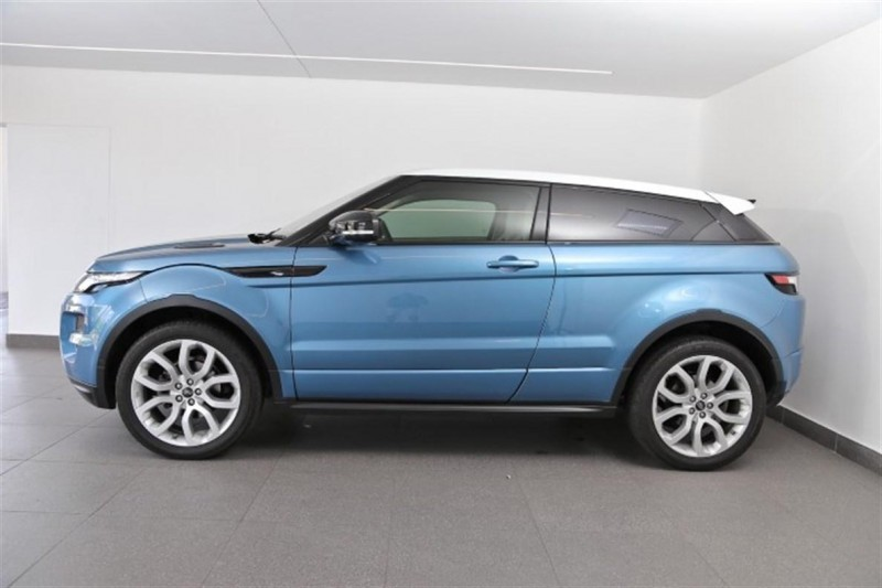 used land rover evoque 2 2 sd4 dynamic coupe for sale in. Black Bedroom Furniture Sets. Home Design Ideas