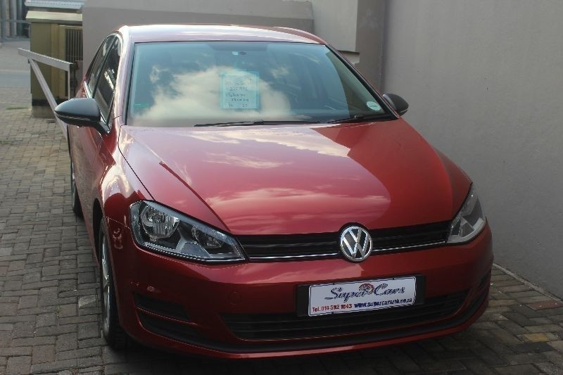 used volkswagen golf vii 1 4 tsi trendline for sale in north west province id 1778128. Black Bedroom Furniture Sets. Home Design Ideas