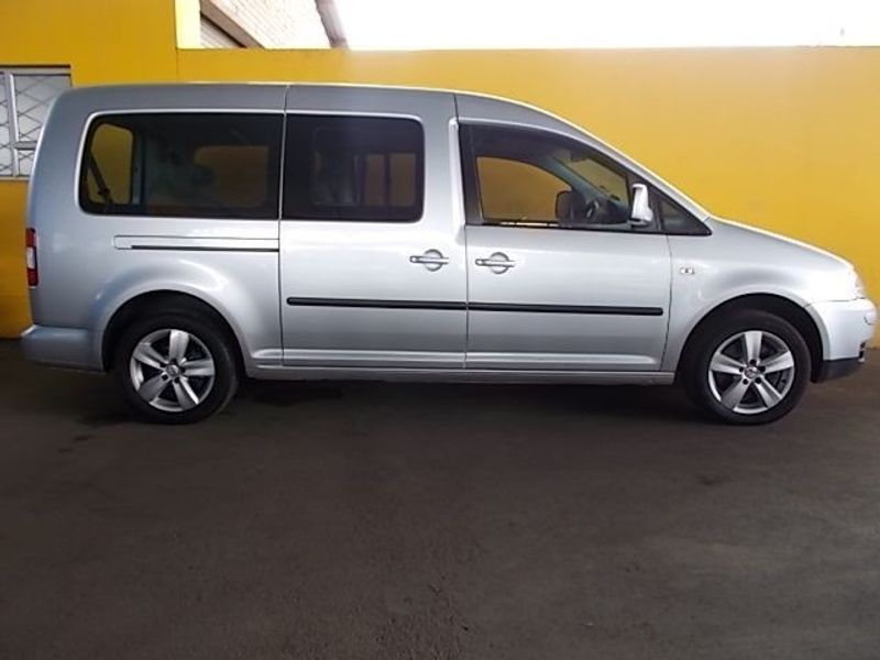 used volkswagen caddy maxi 1 9 tdi trendline for sale in gauteng id 1778671. Black Bedroom Furniture Sets. Home Design Ideas