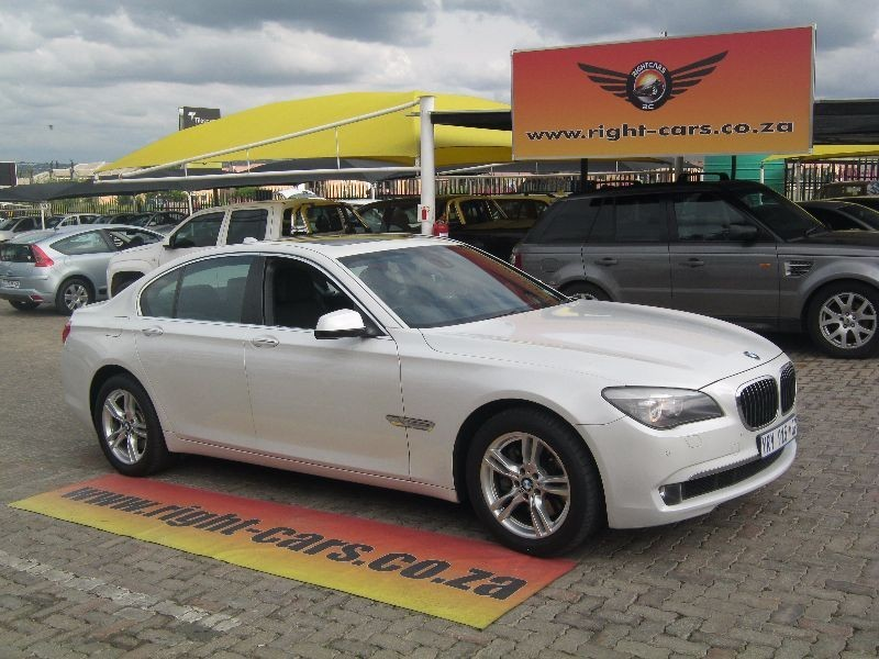 2009 bmw 7 series 740i for sale in gauteng. Cars Review. Best American Auto & Cars Review