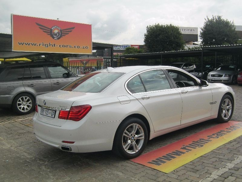 Used Bmw 7 Series 740i For Sale In Gauteng Cars Co Za Id 1779106