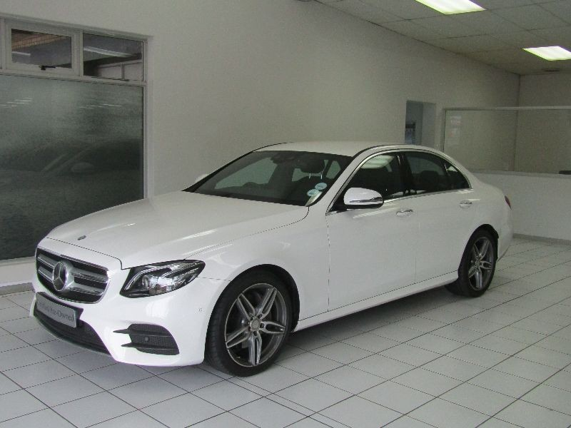 Used mercedes benz e class e 220d amg for sale in kwazulu for Mercedes benz e class 2016 for sale