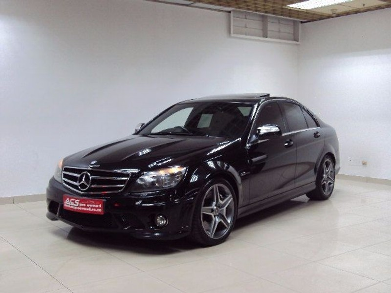 used mercedes benz c class c63 amg 7g tronic performance pack fully loaded for sale in gauteng. Black Bedroom Furniture Sets. Home Design Ideas