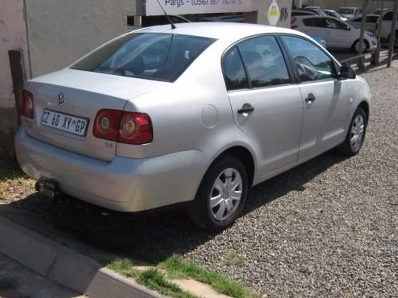 Used Volkswagen Polo Vivo 1.4 Trendline Sedan for sale in ...