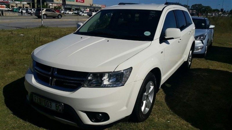 used cars sale dodge journey wellington colour white
