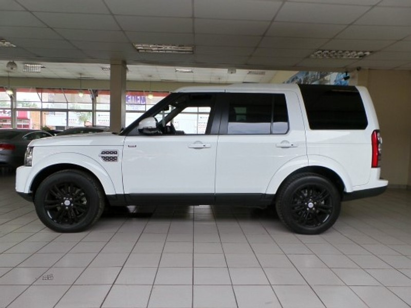 Used Land Rover Discovery 4 3 0 Tdv6 Hse For Sale In