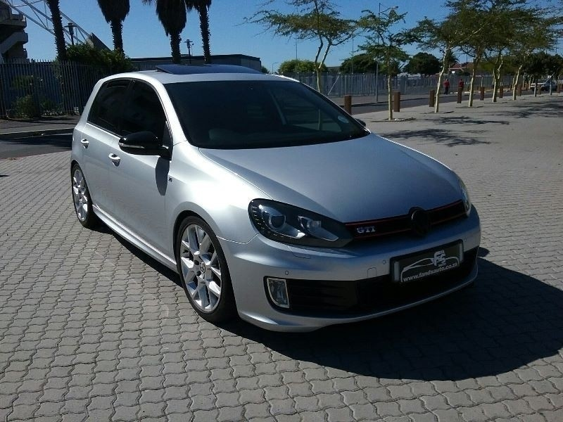 Used Volkswagen Golf Vi Gti 2 O Tsi Dsg Ed35 For Sale In