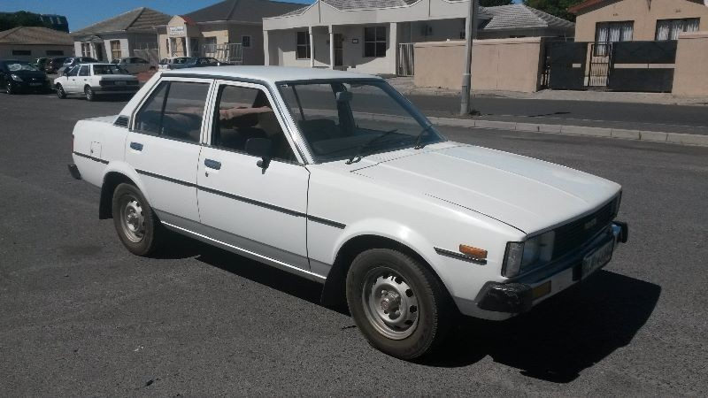used toyota corolla 1 6 gl for sale in western cape id 1780290. Black Bedroom Furniture Sets. Home Design Ideas