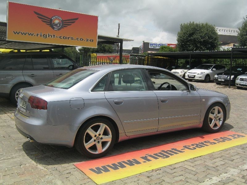 Used Audi A4 2 0t Fsi B7 For Sale In Gauteng Cars Co
