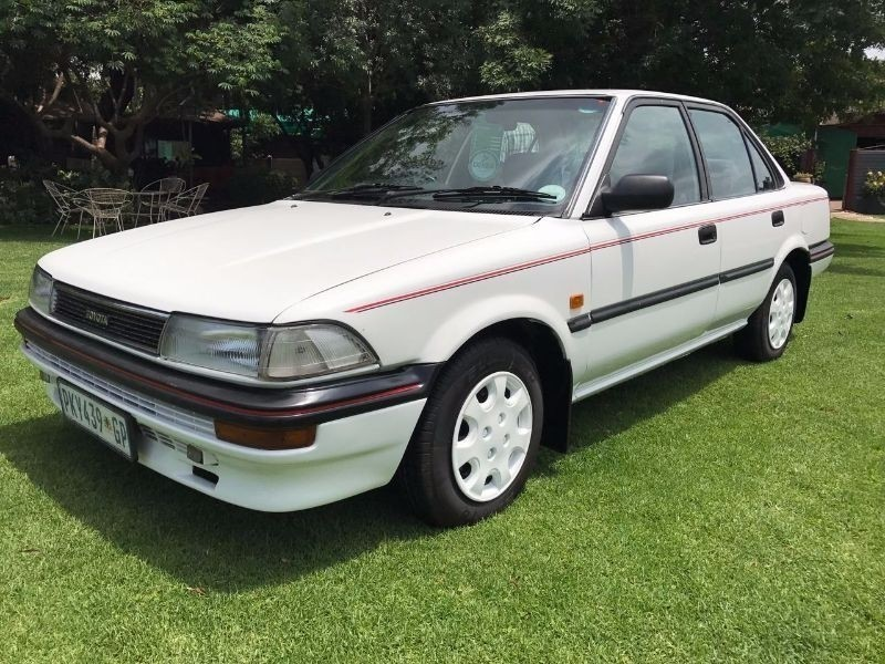 used toyota corolla 160i gl a t for sale in gauteng id 1780406. Black Bedroom Furniture Sets. Home Design Ideas