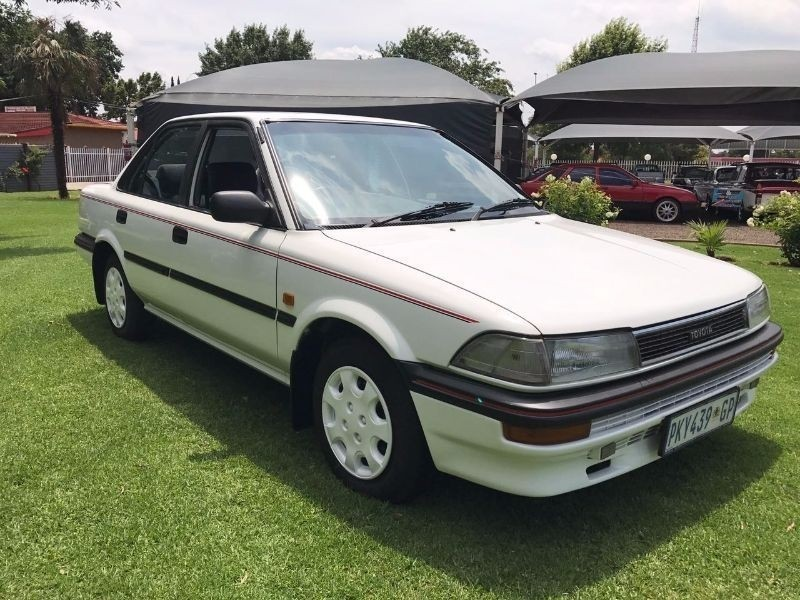 Used Toyota Corolla 160i Gl A T For Sale In Gauteng