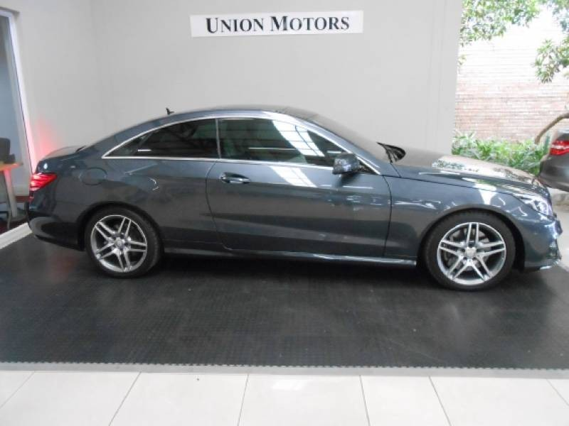 Used mercedes benz e class e400 coupe for sale in for Mercedes benz e350 coupe for sale