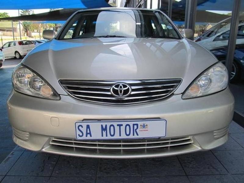 used toyota camry 2 4 gli a t for sale in gauteng id 1781499. Black Bedroom Furniture Sets. Home Design Ideas