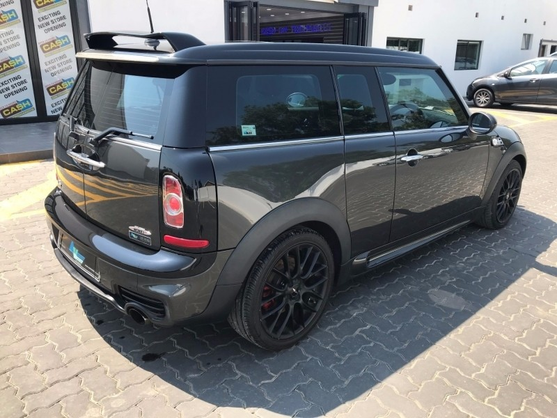 Used MINI Cooper Jcw Clubman For Sale In Gauteng