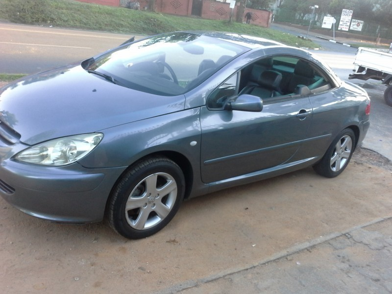Used Peugeot 307 2 0 Cc A T For Sale In Gauteng Cars Co
