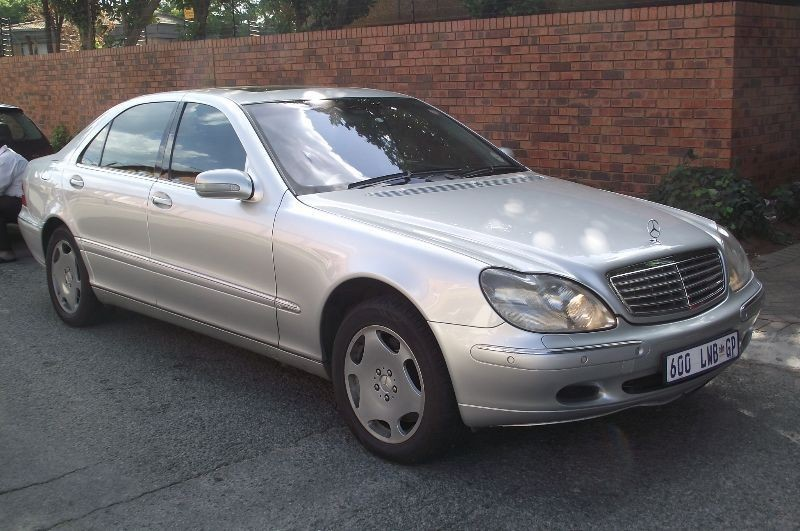 Used mercedes benz s class s 600 lwb for sale in gauteng for 2000 mercedes benz s class for sale