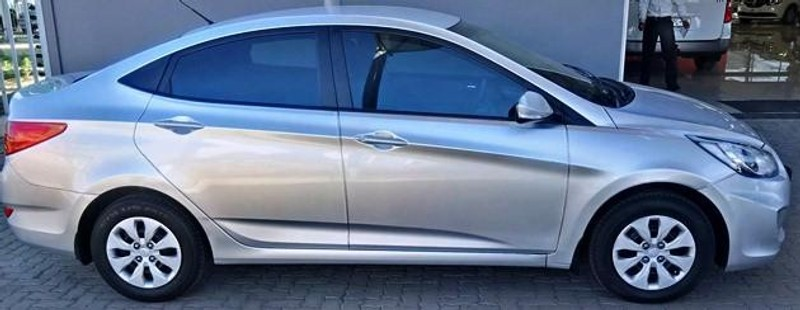 Used Hyundai Accent 1 6 Gls A T For Sale In Gauteng Cars