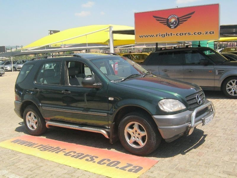 Used mercedes benz m class ml 320 f l for sale in gauteng for 2001 mercedes benz m class ml320