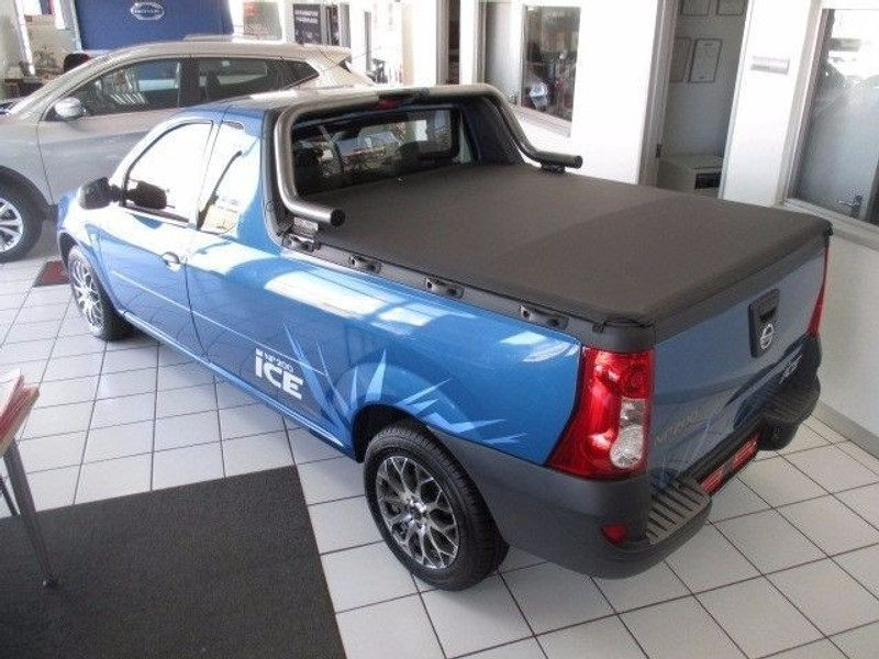 Used Nissan Np200 1 6 Ice Single Cab Bakkie For Sale In