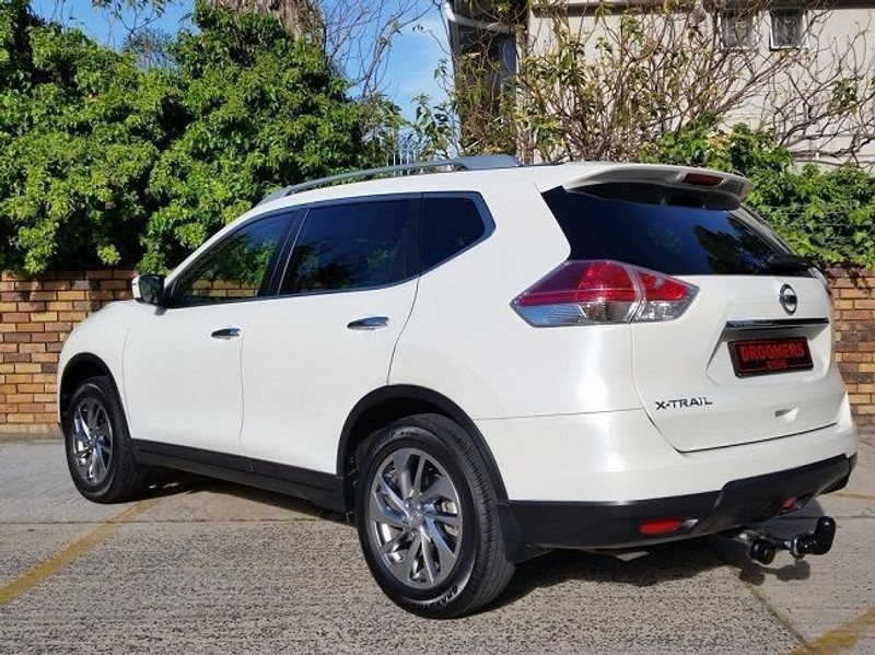 used nissan x trail 2 0 xe design 7 seater for sale in. Black Bedroom Furniture Sets. Home Design Ideas