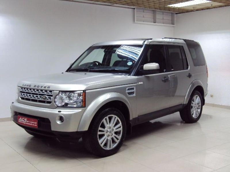 used land rover discovery 4 3 0 tdv6 se auto 7 seater. Black Bedroom Furniture Sets. Home Design Ideas