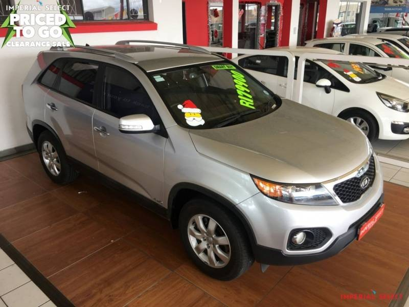 used kia sorento 4x4 for sale in limpopo id 1785216. Black Bedroom Furniture Sets. Home Design Ideas