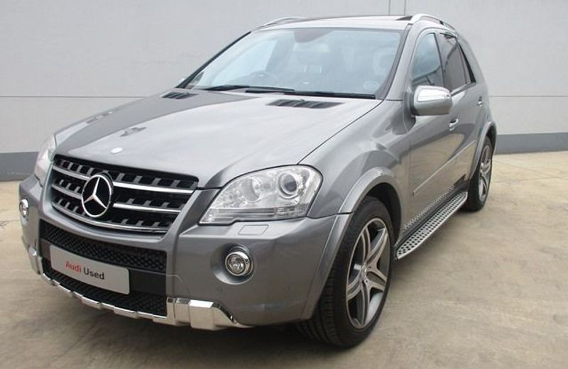 Used mercedes benz m class ml 63 amg for sale in kwazulu for 2010 mercedes benz m class for sale