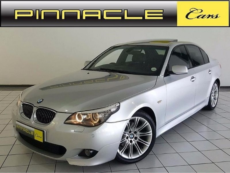 used bmw 5 series 523i a t e60 m sport for sale in gauteng id 1786045. Black Bedroom Furniture Sets. Home Design Ideas
