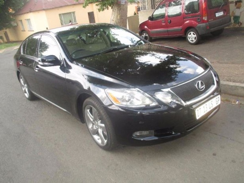 used lexus gs 300 a t for sale in gauteng id 1786114. Black Bedroom Furniture Sets. Home Design Ideas