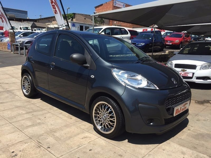 used peugeot 107 1 0 trendy for sale in kwazulu natal. Black Bedroom Furniture Sets. Home Design Ideas