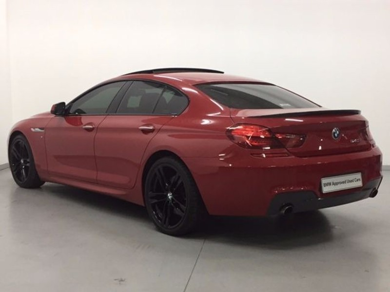 used bmw 6 series 640i gran coupe m sport for sale in kwazulu natal id 1786295. Black Bedroom Furniture Sets. Home Design Ideas