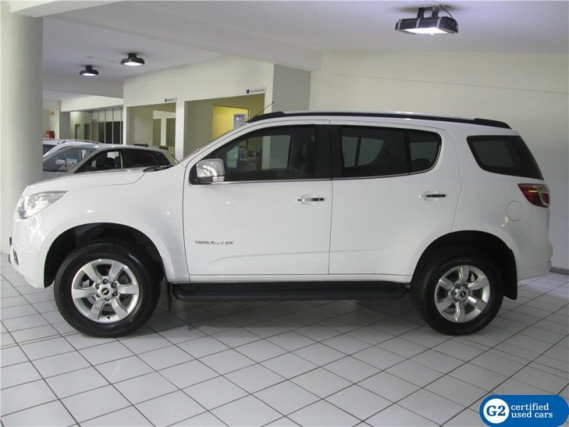 Used Chevrolet Trailblazer 2 8 Ltz 4x4 A T For Sale In