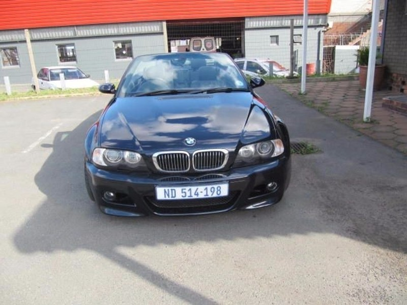 used bmw m3 convertible e46 for sale in kwazulu natal id 1786540. Black Bedroom Furniture Sets. Home Design Ideas