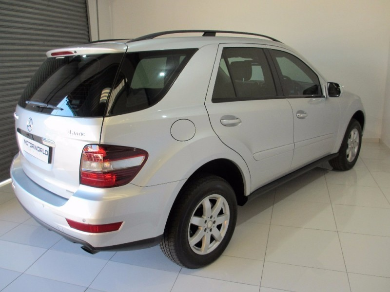 Used Mercedes Benz M Class Ml 320 Cdi A T For Sale In
