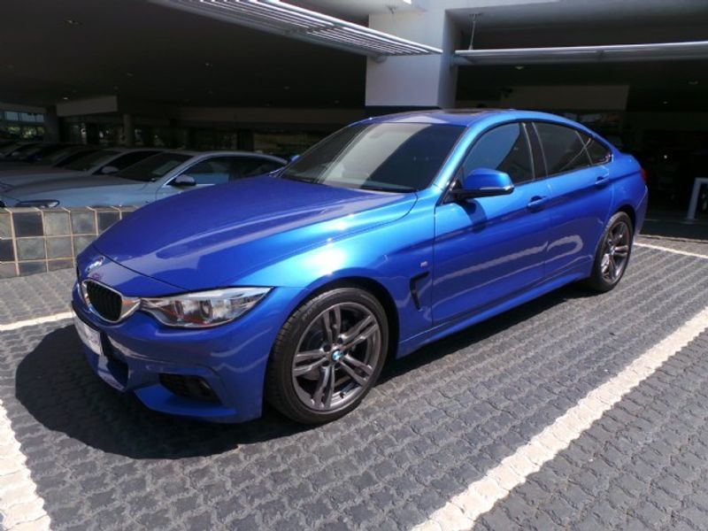 used bmw 4 series 420d gran coupe m sport auto for sale in gauteng id 1787015. Black Bedroom Furniture Sets. Home Design Ideas