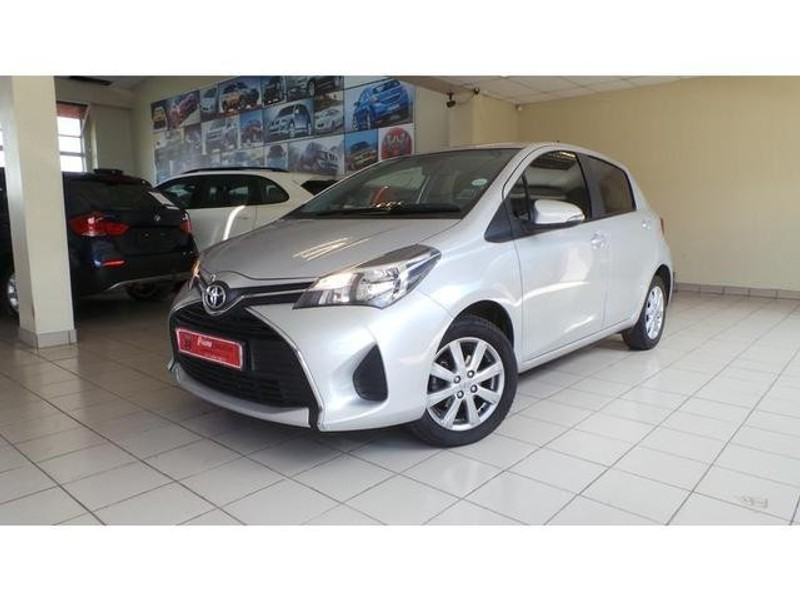 used toyota yaris 1 0 5 door for sale in gauteng id 1787196. Black Bedroom Furniture Sets. Home Design Ideas