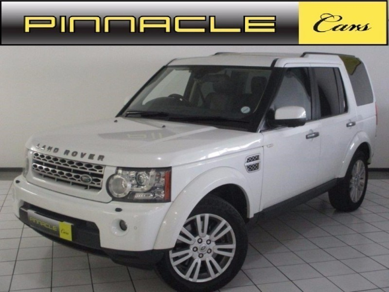 Land Rover Discovery Best 7 Seater Cars: Used Land Rover Discovery 4 3.0 SDV6 HSE A/T 7 Seater For