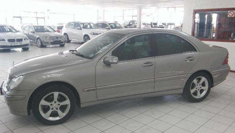 Used mercedes benz c class tlb630gp for sale in gauteng for 2006 mercedes benz c class for sale