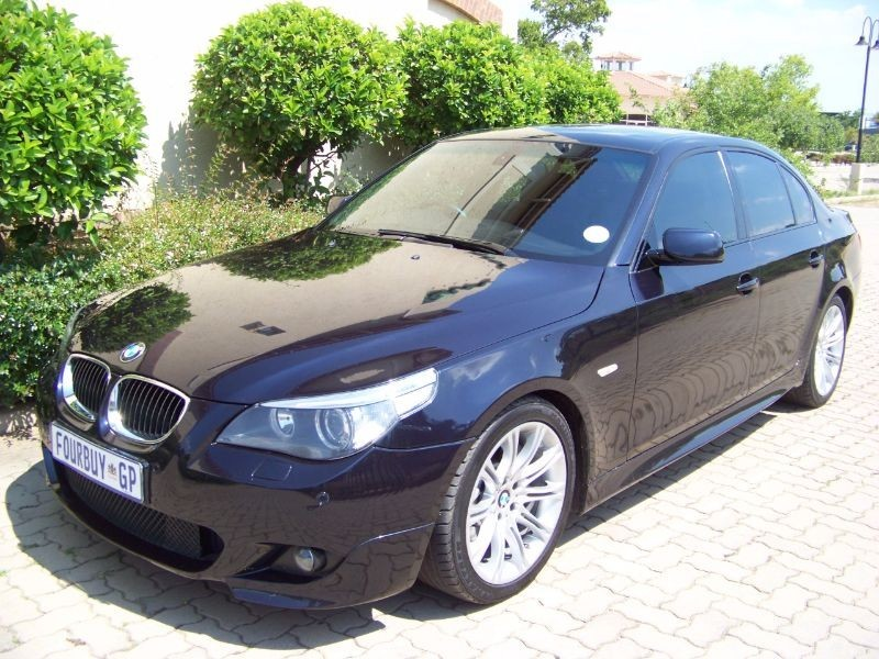 used bmw 5 series 550i a t e60 for sale in gauteng id 1787987. Black Bedroom Furniture Sets. Home Design Ideas