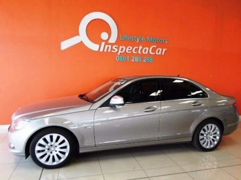 used mercedes benz c class c200 cdi elegance a t for sale in gauteng id 1788073. Black Bedroom Furniture Sets. Home Design Ideas