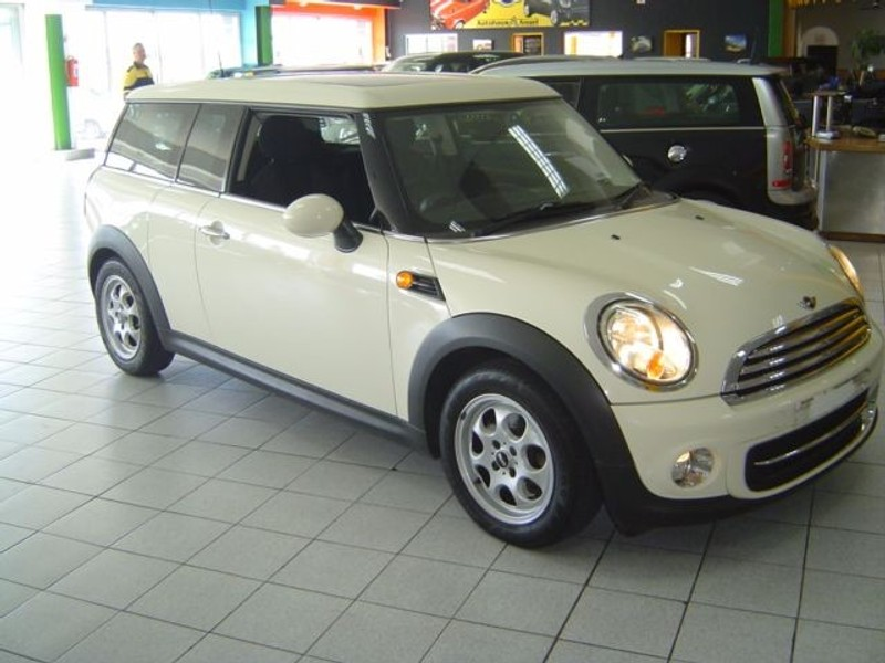 2012 Mini Cooper Clubman Oil Change Electric Motor