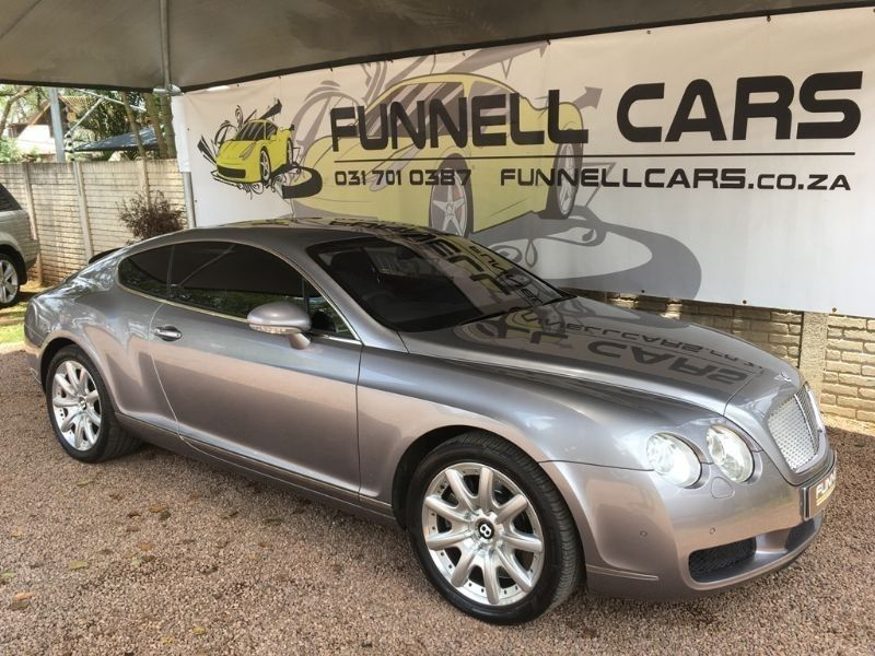 on 2005 Bentley Continental Gt W12 Awd