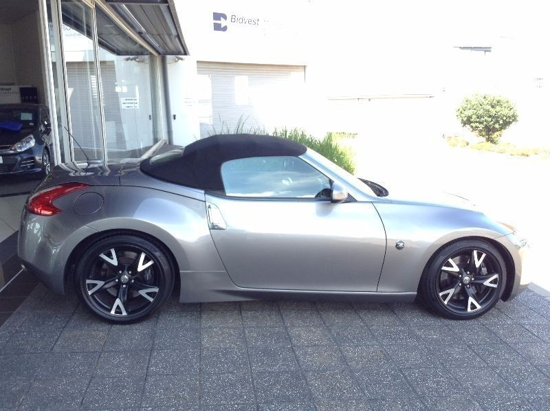 used nissan 370z roadster a t for sale in gauteng id 1789099. Black Bedroom Furniture Sets. Home Design Ideas