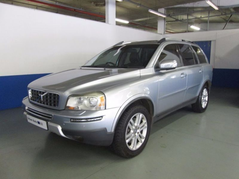 used volvo xc90 v8 executive 7 seat for sale in western cape id 1789304. Black Bedroom Furniture Sets. Home Design Ideas