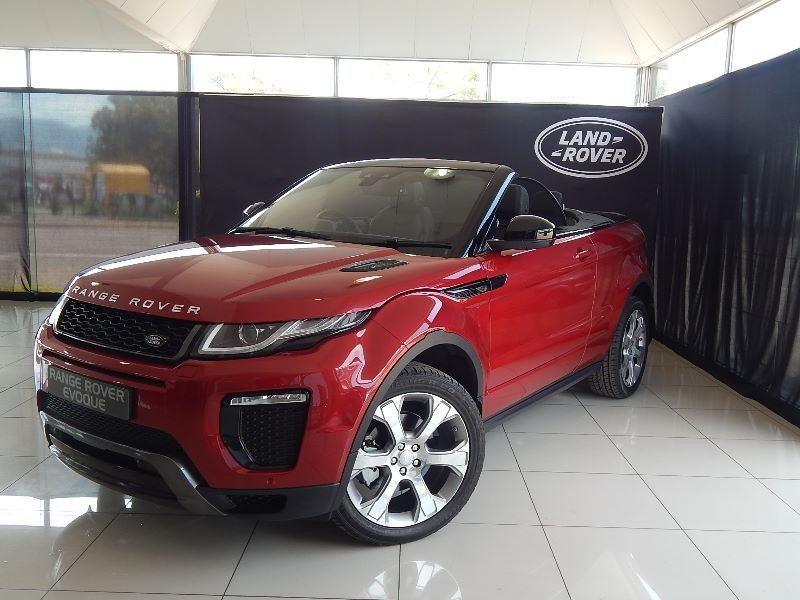 used land rover evoque 2 0 si4 convertible for sale in limpopo id 1789781. Black Bedroom Furniture Sets. Home Design Ideas