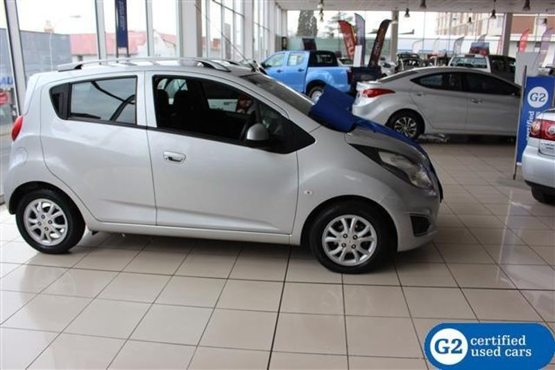 used chevrolet spark 1 2 ls 5dr for sale in free state id 1790906. Black Bedroom Furniture Sets. Home Design Ideas